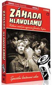 Záhada hlavolamu DVD