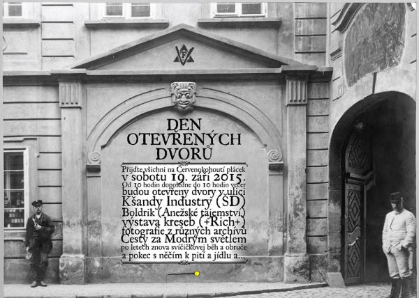 Vontové Františku zvou: Den otevřených dvorů